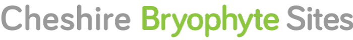 Cheshire Bryophyte Sites